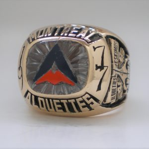 1977 Montreal Alouettes