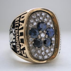 1978 Dallas Cowboys NFC Championship Ring