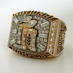 1999-FLORIDA-state-national-championsip-ring